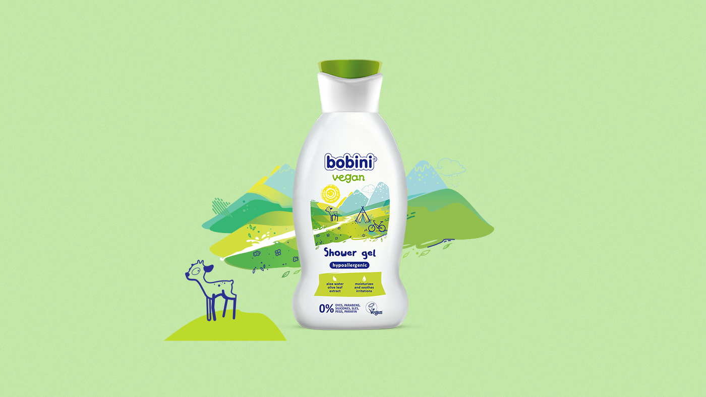 bobini vegan - label 3